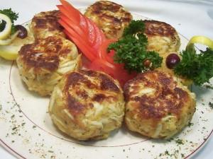 crab cakes ingredients mayo costas inn baltimore md