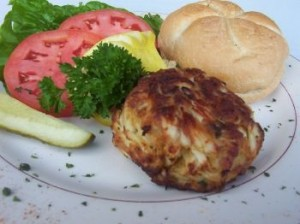 crab cakes side dishes costas inn summer