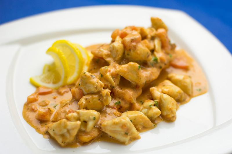 Costas Inn Crab Cakes