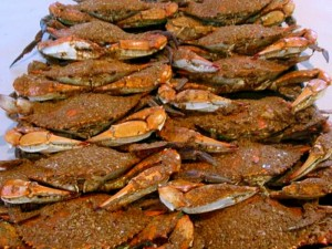 How to Clean a Bushel of Crabs