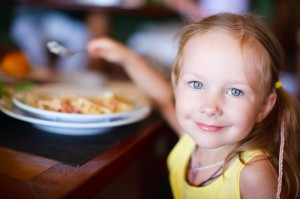 family benefits of eating at a restaurant
